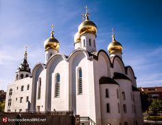¿Conoces la iglesia ortodoxa rusa de Madrid? Mira nuestra nueva entrada y conócela. http://barriosdemadrid.net/una-iglesia-ortodoxa-rusa-en-madrid/ #Madrid