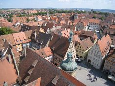 Rothenburg in 3D [Full HD Video and DSL required!! a DVD is also available]