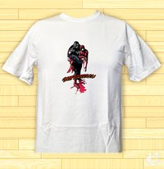 Sell Superheroes Spiderman Captain America T-Shirt cheap and best quality. *100% money back guarantee