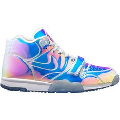 designer fashion a6b75 d4a87 Nike Air Trainer 1 Mid Premium Men s Shoe in Ice Blue