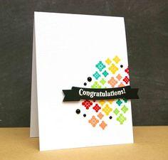 Congratulations CAS by Lorena Canto at Paperella Plays Blog