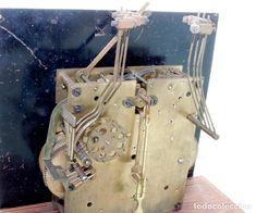 Gustav becker ca. 1926 funcionando 8 martillos, - Vendido en Venta Directa - 79299785 Celine Luggage, Luggage Bags, Antique Wall Clocks, Bucket Bag, Antiques, Barrels, Direct Sales, Tights, Quartos