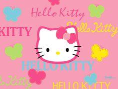 Hello Kitty - Wallpaper