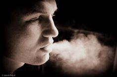 o chłopaku króry pali