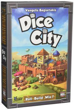 Dice City Board Game