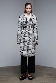 Пальто 50 оттенков серого - тенденции моды осень/зима 2015/2016