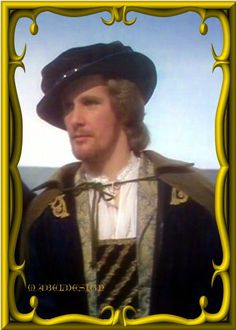 Shakespeare...or Tudors. As you like it - he's simply dashing! ♥ ♥ ♥