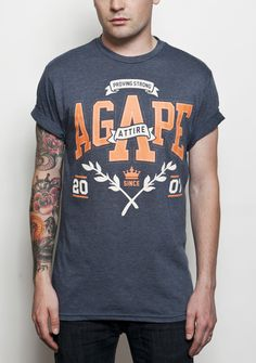 "Agape Attire — ""Proving Strong"""