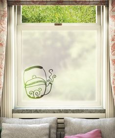 FB075 Frosted Window Film