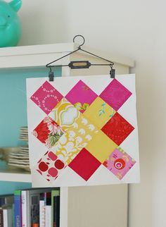 Granny Square Quilt Blocks by BlueElephantStitches, via Flickr