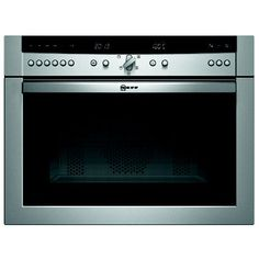 Neff Countertop Microwave : Neff C57M70N3GB Compact Microwave Combination Oven - Stainless Steel