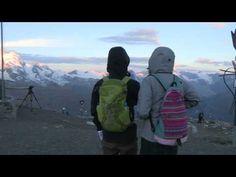 Zermatt - Matterhorn: Rothorn sunrise