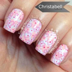 Nailpolis Museum of Nail Art | ChristabellNails Love Sick by Christabell