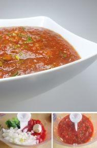 Superrýchla domáce salsa