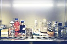 Laboratory by James Day