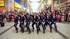 Singularity, A Music Video Featuring Synchronized Robotic Dancing by World Order and SKE48