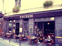 L'Ecurie, Paris-my favorite restaurant!