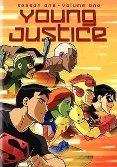 DC Comics Young Justice: Season One Volume One