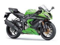 Kawasaki ZX-6R 2013 Chandlers new motorcycle