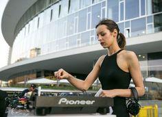 #federicamonti #aggness #dj #djset Female Portrait, Monte Carlo, The Row, Gym Equipment, Dj, Bike, Sports, Bicycle, Hs Sports