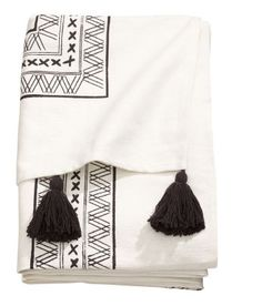Sale | HOME | H&M DE bed throw