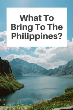 Traveling To The Philippines, What To Bring To The Philippines? Although The Philippines backpacking journey is greatly under appreciated and often overlooked by novice travelers for some of Southeast Asia's more.  #philippines