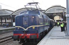 nederlandse locomotieven - Loc 1202 te Den Haag HS