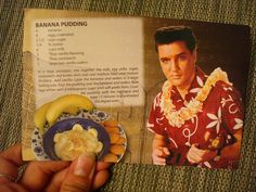 Elvis Pudding by cakespy, via Flickr