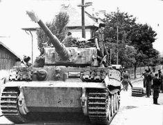 Panzerkampfwagen VI TIGER