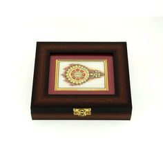Wooden Jewelry Boxes with Indian Art on Marble Handcrafted Gift Idea: ShalinCraft: Amazon.co.uk: Jewellery