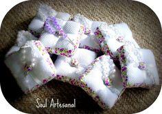 Soul Artesanal: Sachês cheirosos para Carol