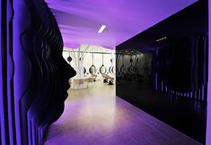 Coiffeur! Jenny Maison salon de beauté en DiCesare design, Séoul salon de coiffure
