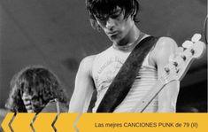 Las mejores canciones punk de 1979 : singles punk 79 (II) Ramones, Punk Rock, Movie Posters, Movies, Fictional Characters, Blog, Best Songs, Vinyl Records, Bands