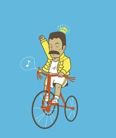 Mercury!! bike