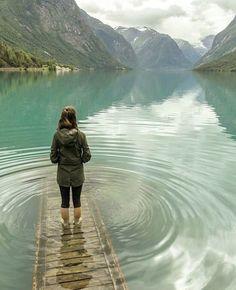 Lovatnet • Norway •  walasavagephoto
