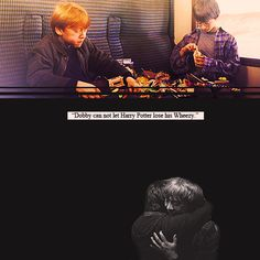 I can only dream of having a best friend like Ron.