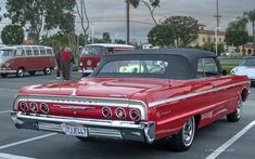 https://flic.kr/p/rtyyix | 1964 Chevrolet Impala SS 409 Convertible | Enderle Center  Tustin, CA   Press L or click picture to enlarge