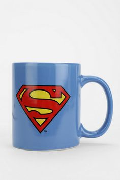 #UrbanOutfitters          #Apparment #Dinnerware    #caffeine #content #superman #rescue #safe #mug #ceramic #diameter #height #dishwasher #coffee #hand #care #classic #size         Superman Mug              Caffeine to the rescue! Ceramic coffee mug topped with classic Superman-themed text-graphics. Dishwasher safe.    CONTENT   CARE  - Ceramic  - Hand wash  - Imported    SIZE  - Diameter: 3  - Height: 4h       http://pin.seapai.com/UrbanOutfitters/Apparment/Dinnerware/7010/buy