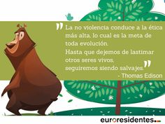 Respeta a los animales... Frases.