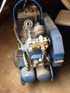 Parts list montgomery ward xer compressor 4 i found the parts list emglo j11ga hdp hello im pretty excited about this compressor because it says fandeluxe Gallery