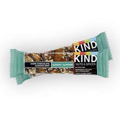 Kind Bars...Dark Chocolate Almond Mint.....oh my days just got better:)