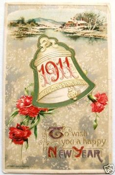 1911 new yearthe year my mother was born happy new year wishes