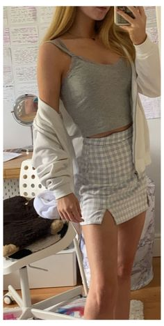 Trendy Summer Outfits, Basic Outfits, Preppy Outfits, Teen Fashion Outfits, Cute Casual Outfits, Ropa Brandy Melville, Brandy Melville Outfits, Brandy Melville Clothing, Estilo Indie
