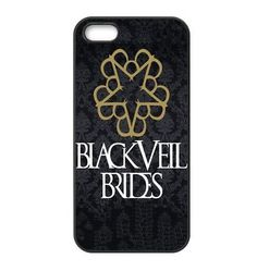 Black Veil Brides Music Rock Roll Hard Cover Case Gift for iphone 4 4s 5 5s 5c 6 6s 6plus 6s plus msc