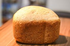 Meu pão integral de abobrinha feito na máquina.