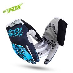 Bat Fox GEL Full Finger Men Cycling Gloves mtb Bike Gloves/Bicycle Ciclismo Racing Sport Breathable Thick Shockproof RS004 #clothing,#shoes,#jewelry,#women,#men,#hats,#watches,#belts,#fashion,#style