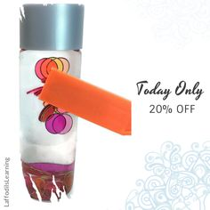 Today Only! 20% OFF this item.  Follow us on Pinterest to be the first to see our exciting Daily Deals. Today's Product: Magnetic Sensory Bottle  W/Wand /Calming Jar / Autism / ADHD /Sensory Processing Disorder /Soothing /Preschool / Classroom Tool / Won't Rust Buy now: https://www.etsy.com/listing/506719705?utm_source=Pinterest&utm_medium=Orangetwig_Marketing&utm_campaign=Daily%20Deal   #etsy #etsyseller #etsyshop #etsylove #etsyfinds #etsygifts #musthave #loveit #instacool #shop #shopping…