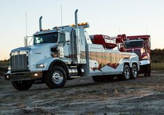 Big Rig Trucks, Tow Truck, All European Countries, Towing And Recovery, Bug Out Vehicle, North America, Medium, Vehicles, Trucks