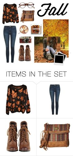 """""""Fall🍁🍂"""" by bleachedxheart ❤ liked on Polyvore featuring art"""