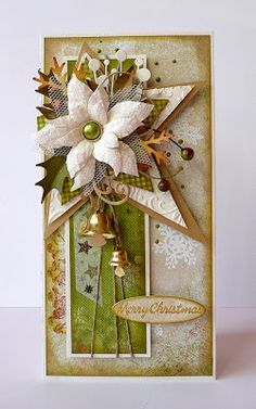 9 More Easy Homemade Christmas Cards with Step by Step Instructions – DIY Fan Christmas Cards 2017, Beautiful Christmas Cards, Christmas Paper Crafts, Homemade Christmas Cards, Noel Christmas, Christmas Gift Tags, Xmas Cards, Handmade Christmas, Holiday Cards